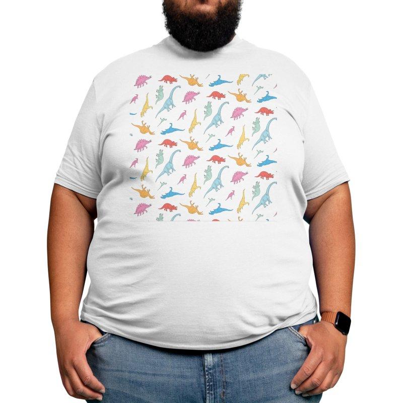 Dino Men's T-Shirt by Threadless Artist Shop