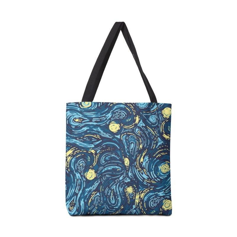 Starry Pattern Accessories Bag by Threadless Artist Shop