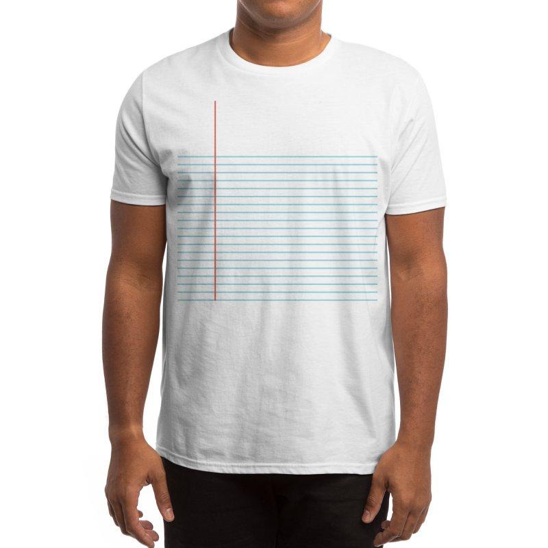 Foot Loose Leaf Men's T-Shirt by Threadless Artist Shop