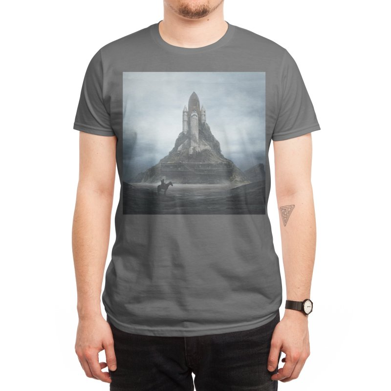 White Castle Men's T-Shirt by Threadless Artist Shop
