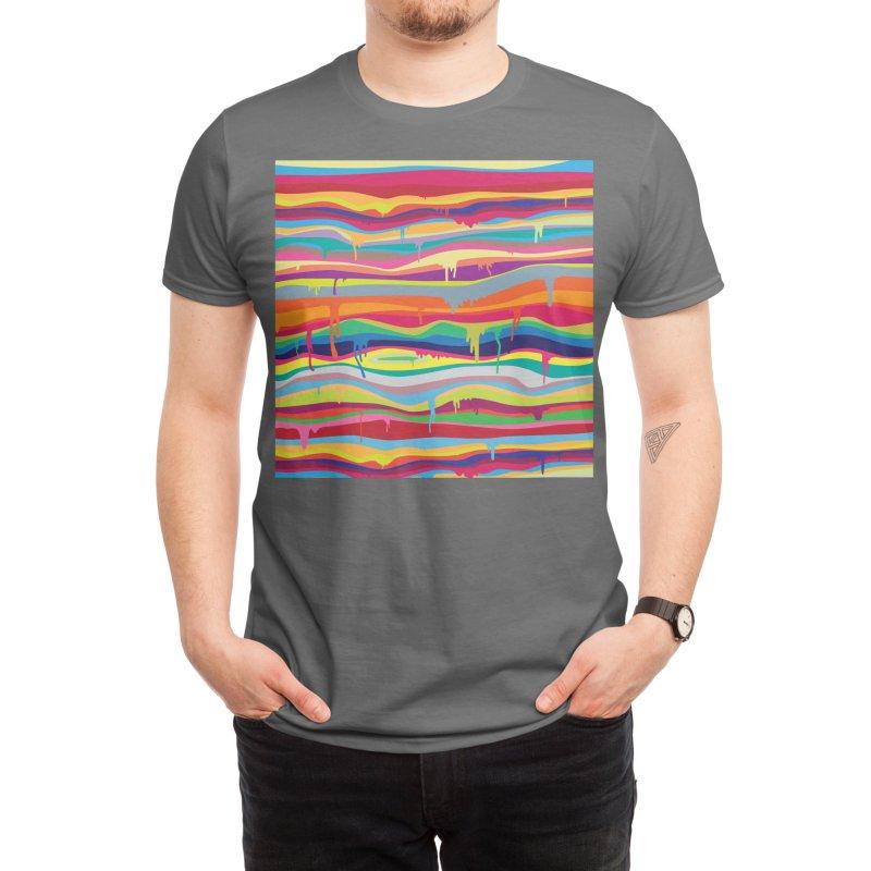 The Melting Men's T-Shirt by Threadless Artist Shop