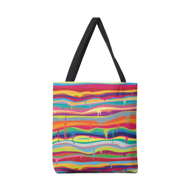 The Melting Accessories Bag by Threadless Artist Shop