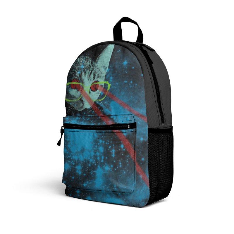 Mister Mittens' Big Adventure Accessories Bag by Threadless Artist Shop