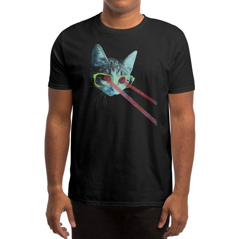 Mister Mittens' Big Adventure Men's T-Shirt by Threadless Artist Shop