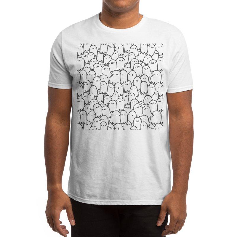 Spooks Men's T-Shirt by Threadless Artist Shop