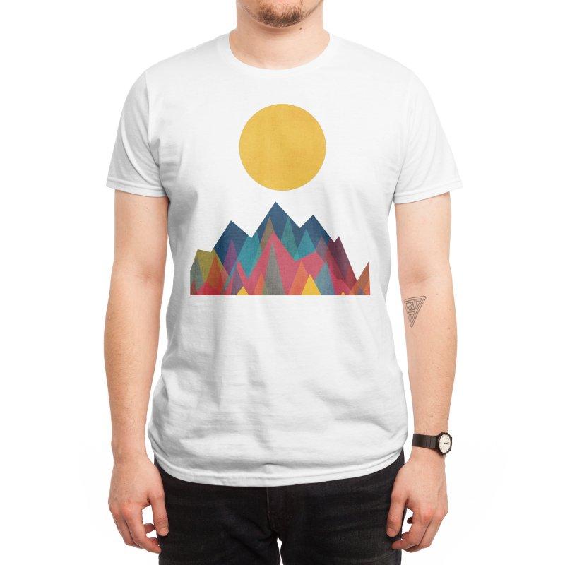 Uphill Battle Men's T-Shirt by Threadless Artist Shop
