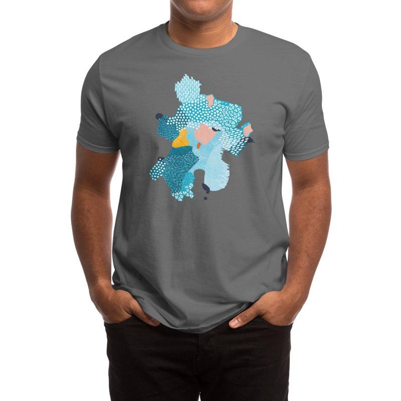 Calm Men's T-Shirt by Threadless Artist Shop