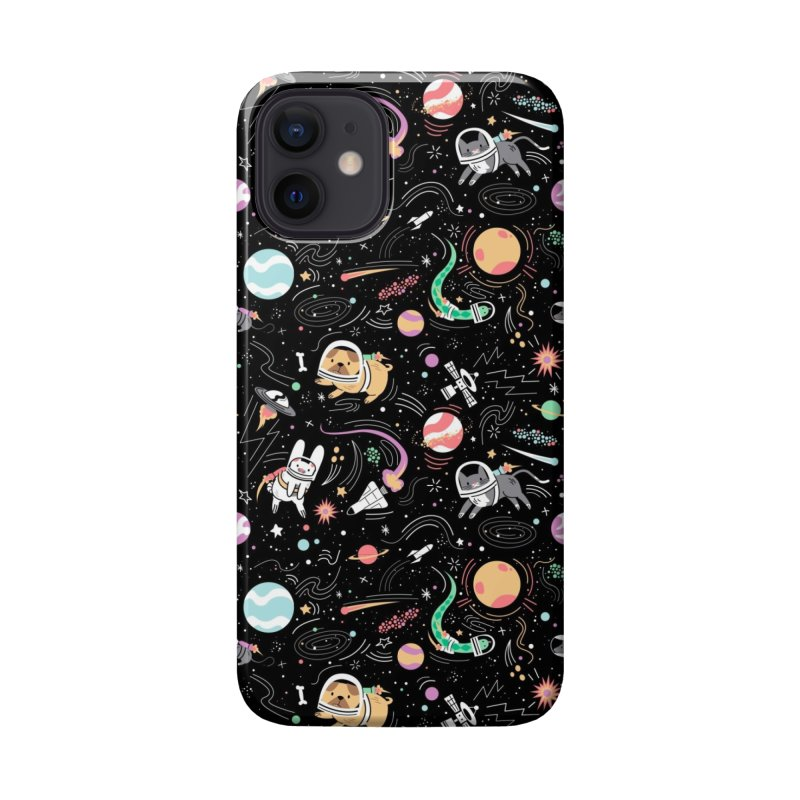 Space Pets Accessories Phone Case by Threadless Artist Shop