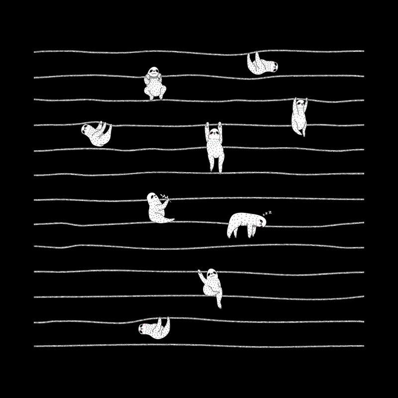 Sloth Stripe Kids Toddler Longsleeve T-Shirt by Threadless Artist Shop