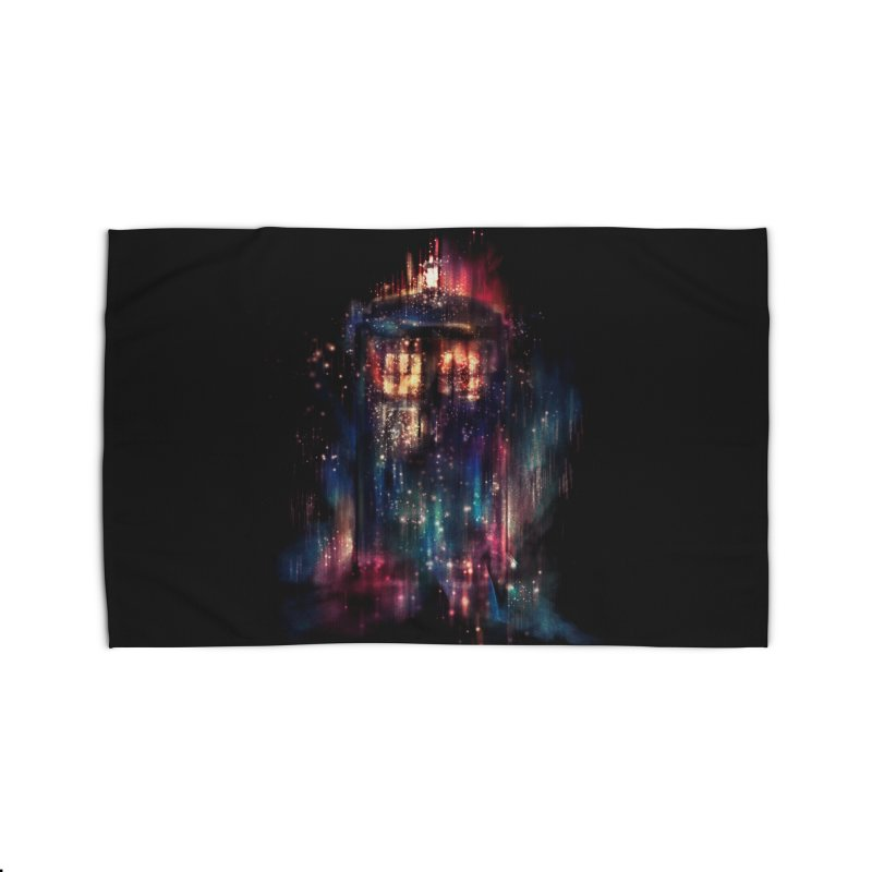 All of Time and Space Home Rug by Threadless Artist Shop