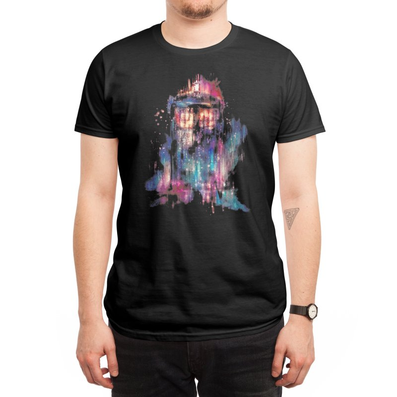 All of Time and Space Men's T-Shirt by Threadless Artist Shop