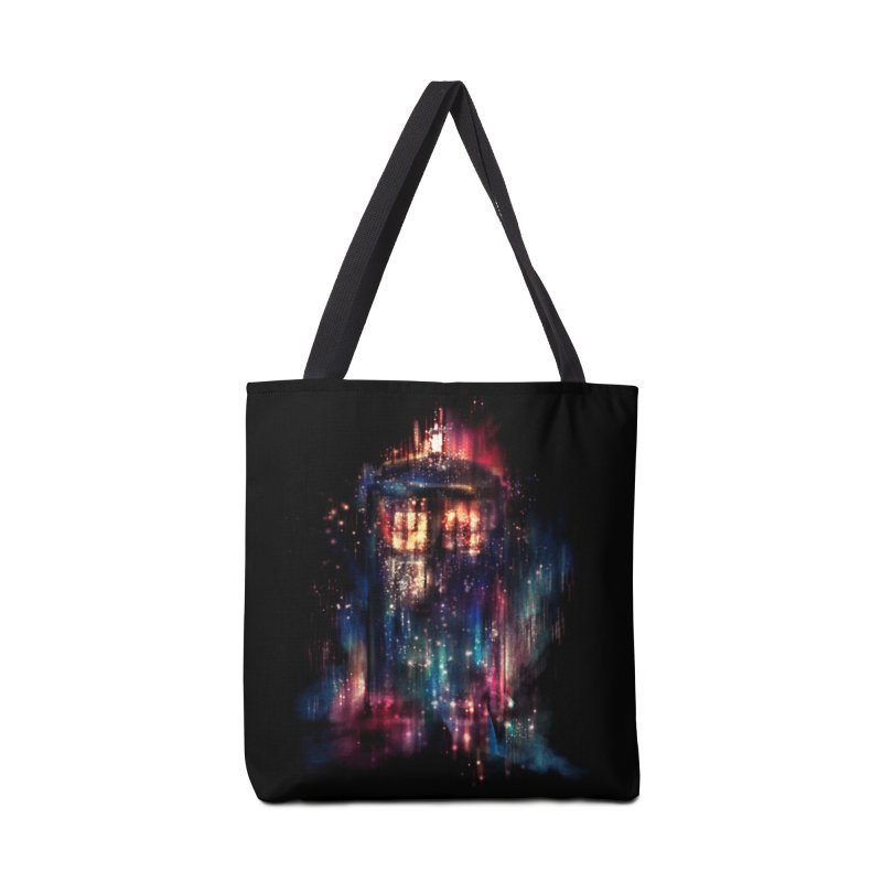 All of Time and Space Accessories Bag by Threadless Artist Shop