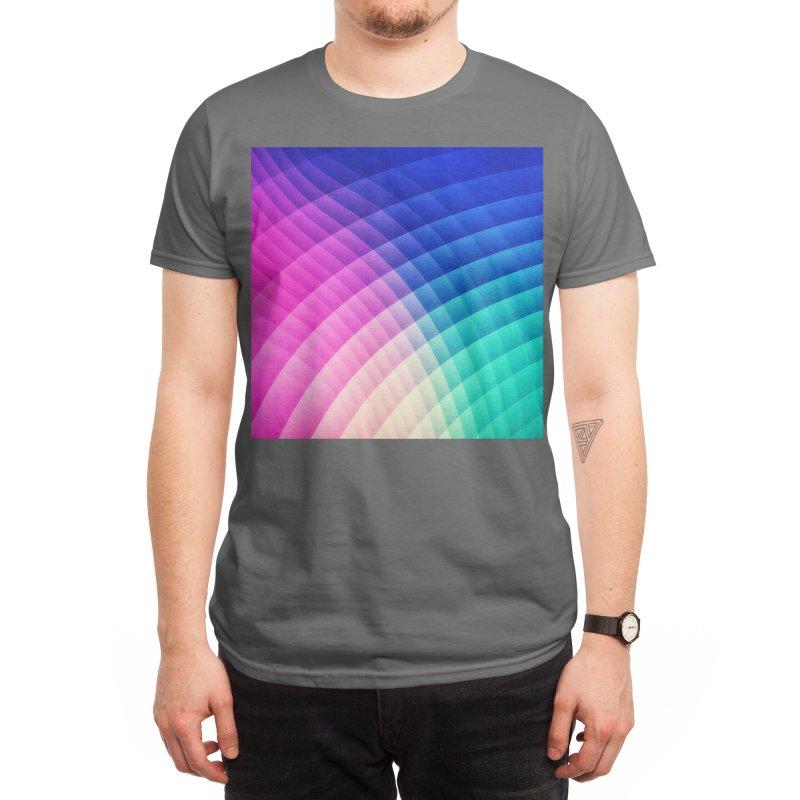 Spectrum Bomb! Men's T-Shirt by Threadless Artist Shop