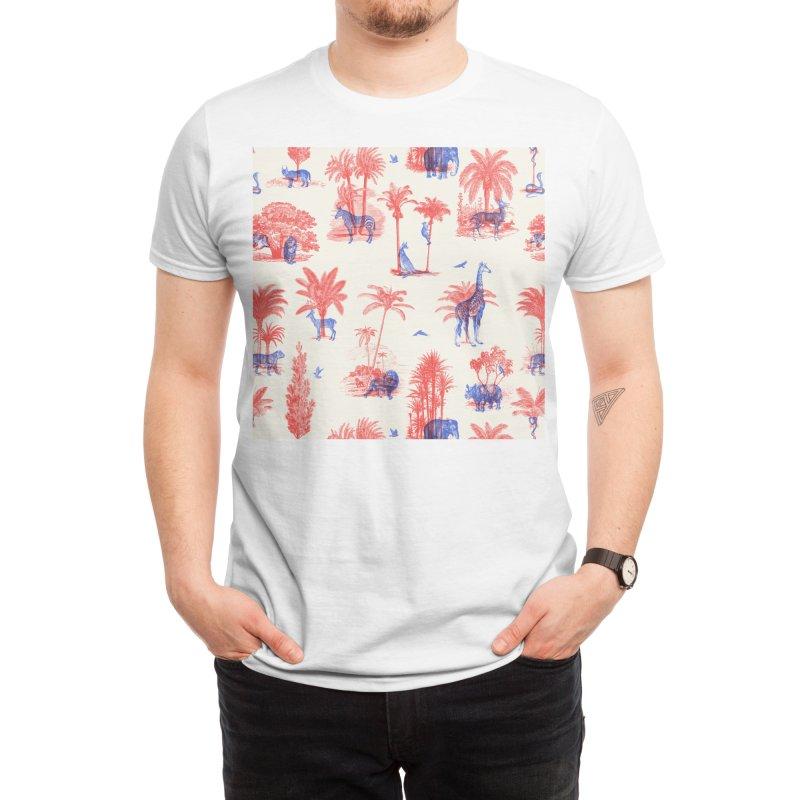 Where they Belong Men's T-Shirt by Threadless Artist Shop
