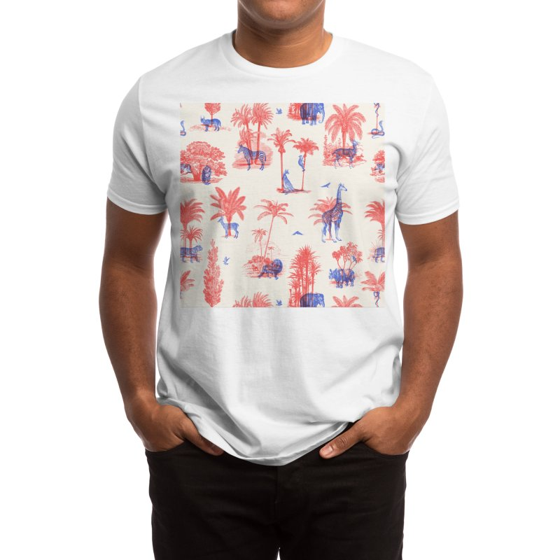 Where they Belong Men's T-Shirt by Threadless Artist Shop