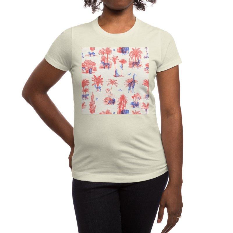 Where they Belong Women's T-Shirt by Threadless Artist Shop