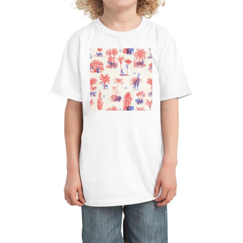 Where they Belong Kids T-Shirt by Threadless Artist Shop