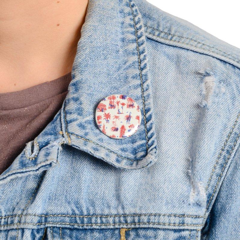 Where they Belong Accessories Button by Threadless Artist Shop