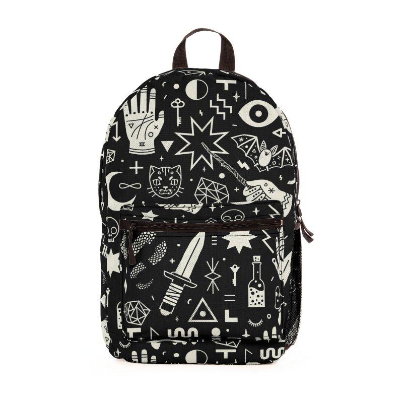 Witchcraft Accessories Bag by Threadless Artist Shop