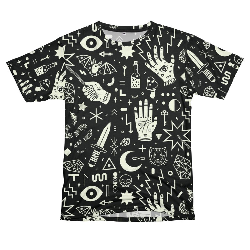 Witchcraft Women's Cut & Sew by Threadless Artist Shop