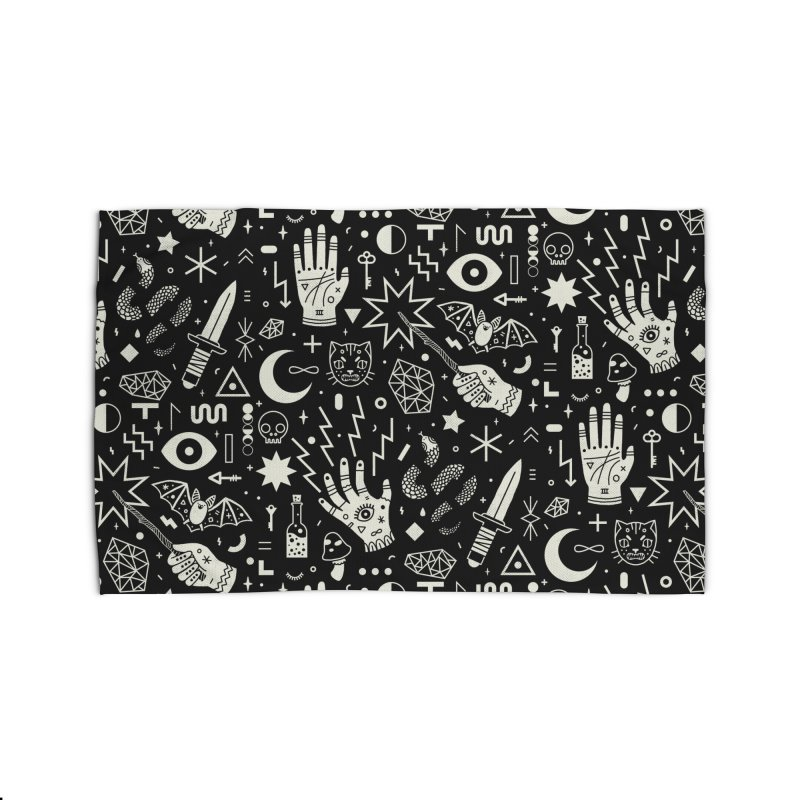 Witchcraft Home Rug by Threadless Artist Shop