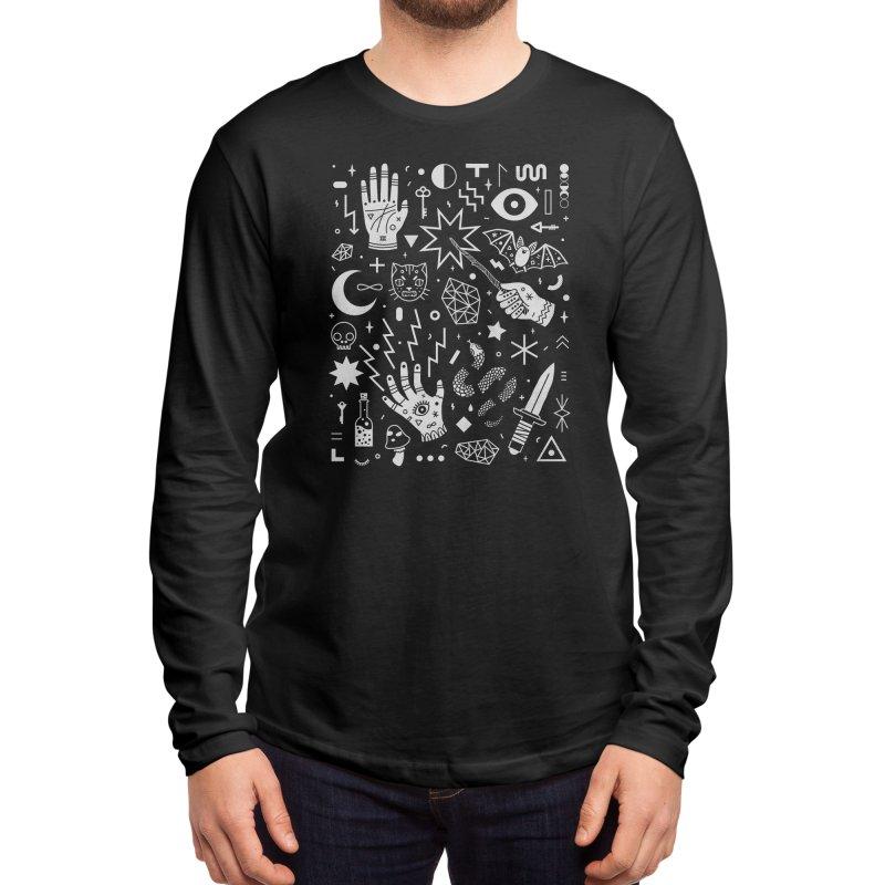 Witchcraft Men's Longsleeve T-Shirt by Threadless Artist Shop
