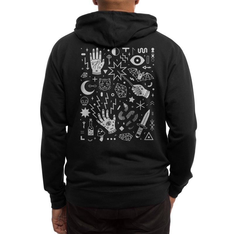 Witchcraft Men's Zip-Up Hoody by Threadless Artist Shop