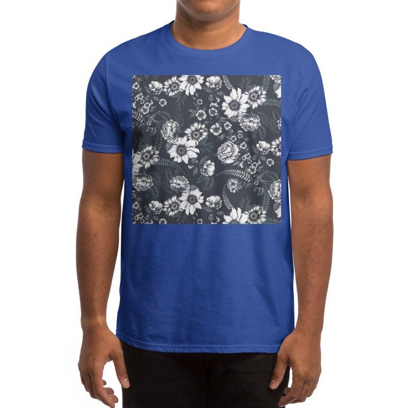 Bold Botanicals Men's T-Shirt by Threadless Artist Shop