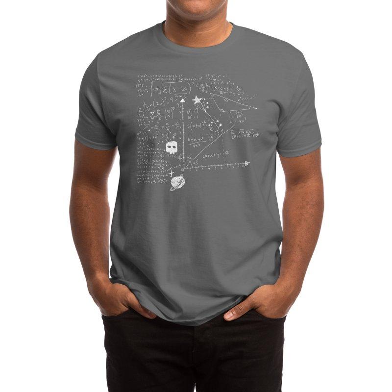 Maths Men's T-Shirt by Threadless Artist Shop