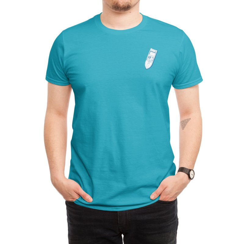 WAKE Men's T-Shirt by Threadless Artist Shop