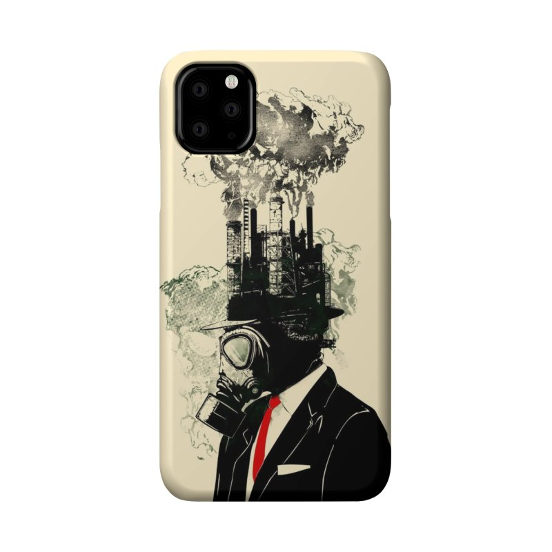 Business Man Accessories Phone Case by Threadless Artist Shop