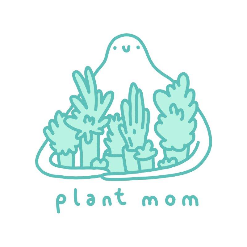 Plant Mom Women's T-Shirt by Threadless Artist Shop