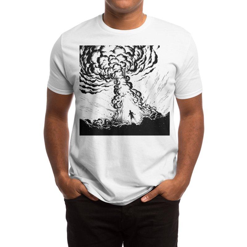 Explosion Men's T-Shirt by Threadless Artist Shop