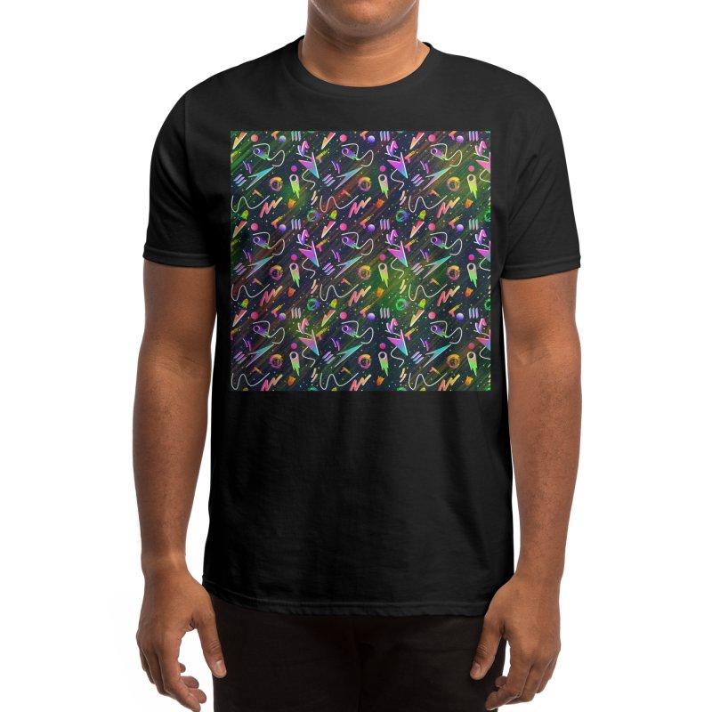 Moon Patrol Men's T-Shirt by Threadless Artist Shop