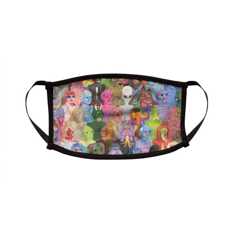 Cyberpunx Accessories Face Mask by Threadless Artist Shop