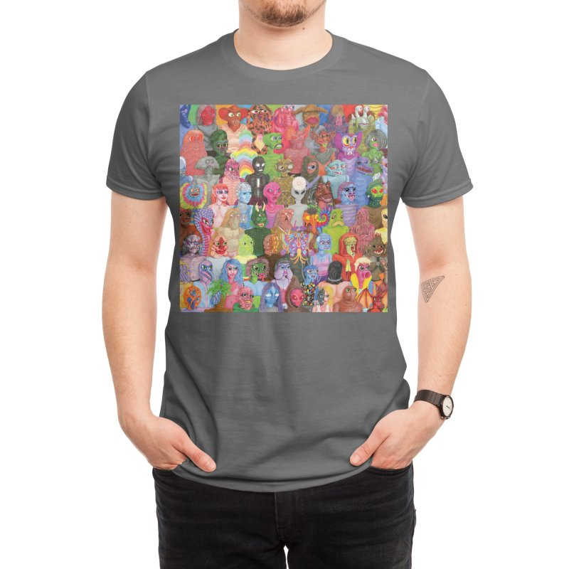 Cyberpunx Men's T-Shirt by Threadless Artist Shop