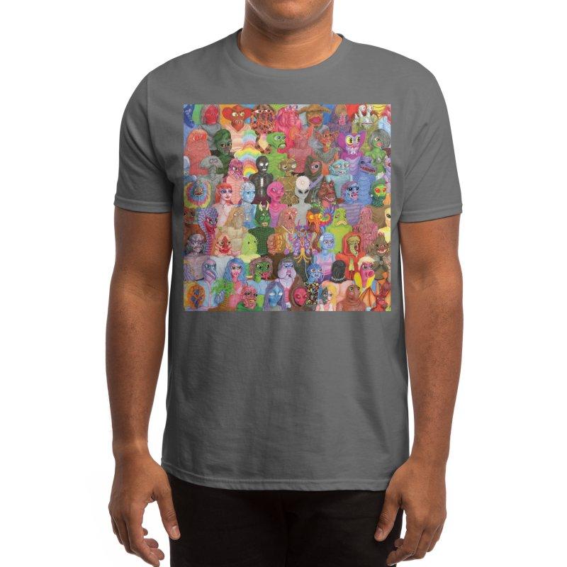 Cyberpunx Men's T-Shirt by Threadless Artist Shop