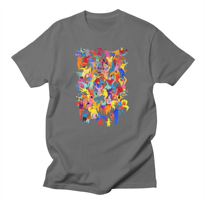 I feel like dancing :) Women's T-Shirt by Threadless Artist Shop