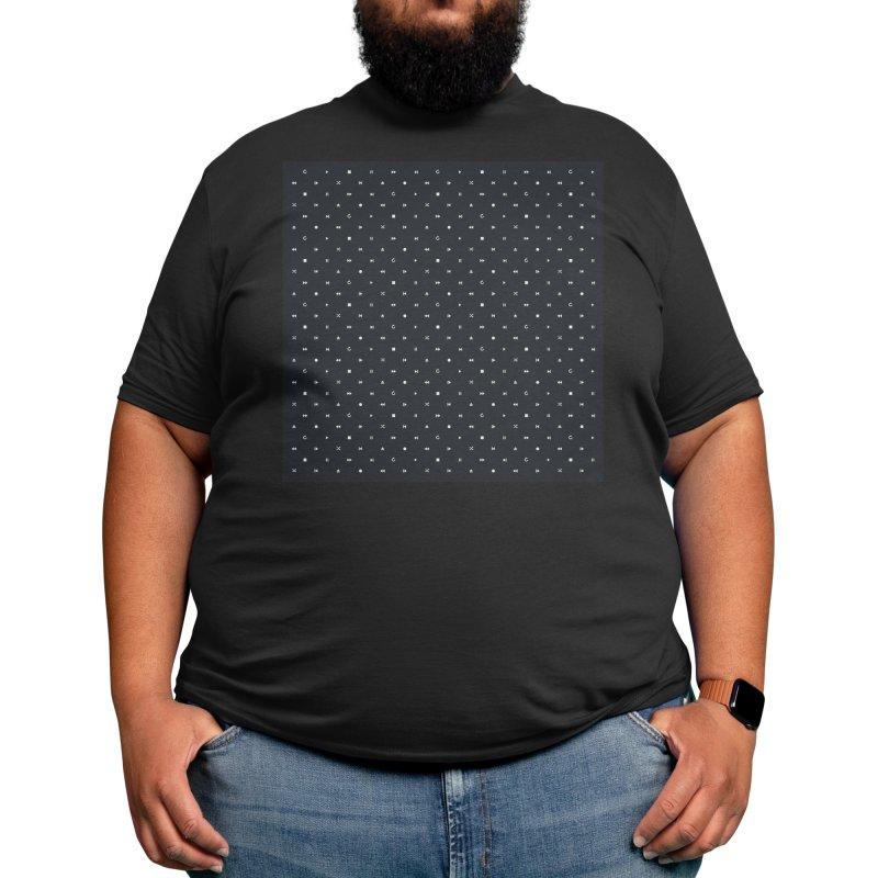 Control Dots Men's T-Shirt by Threadless Artist Shop