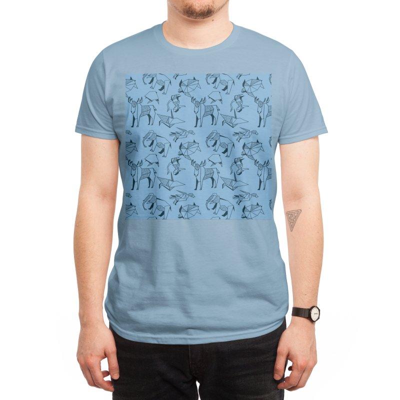 Paper Zoo Men's T-Shirt by Threadless Artist Shop