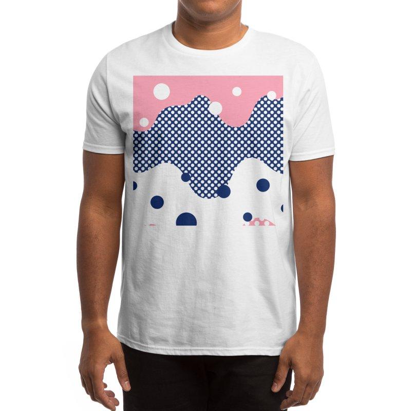 Polka Dots Fantasy Men's T-Shirt by Threadless Artist Shop