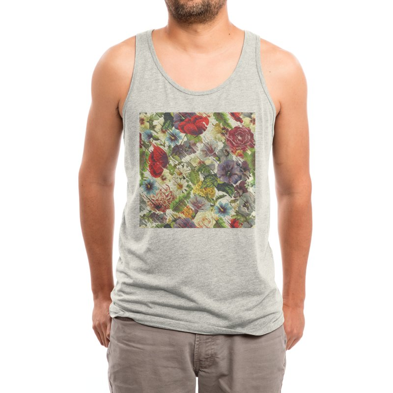 flux Men's Tank by Threadless Artist Shop