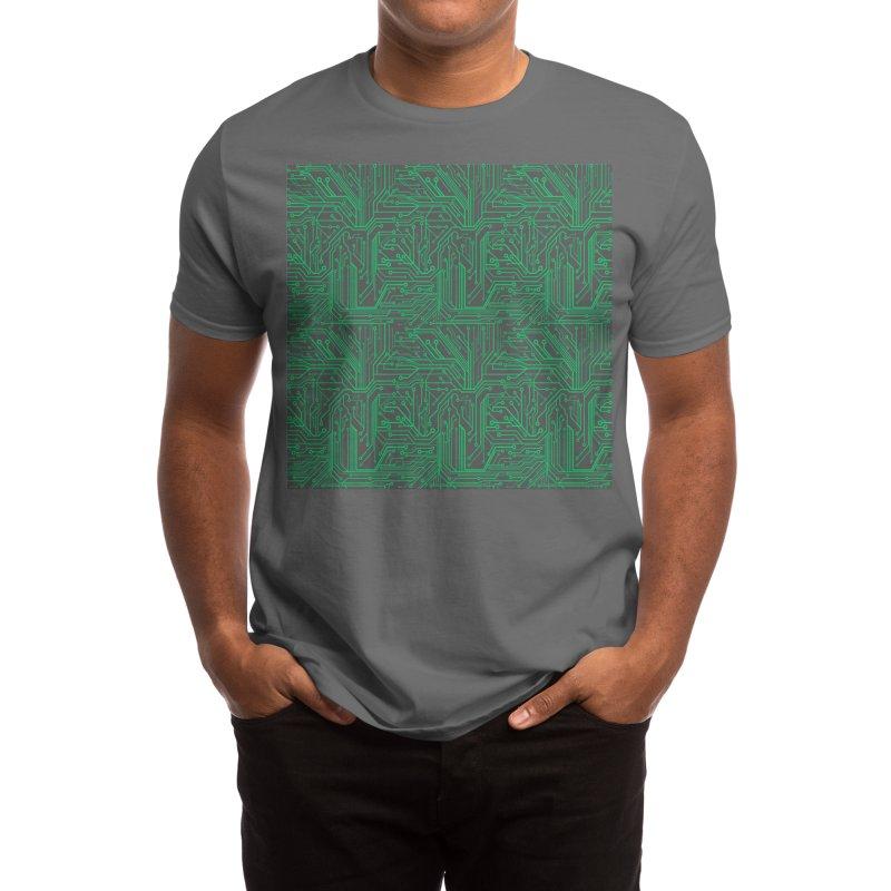 Energy Men's T-Shirt by Threadless Artist Shop