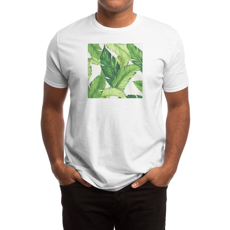 banana jungle Men's T-Shirt by Threadless Artist Shop
