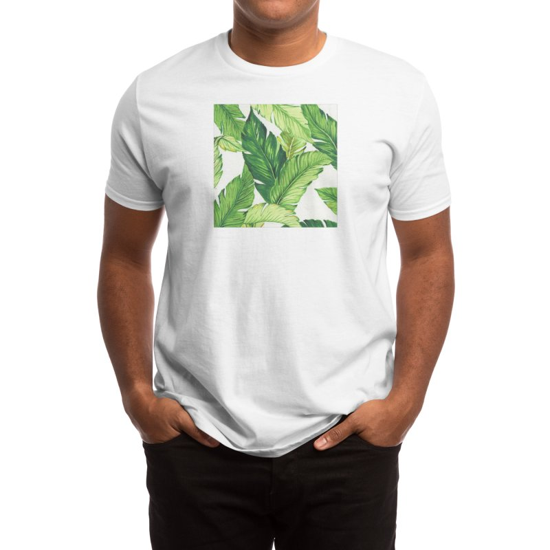 banana jungle Men's T-Shirt by Threadless Artist Shop