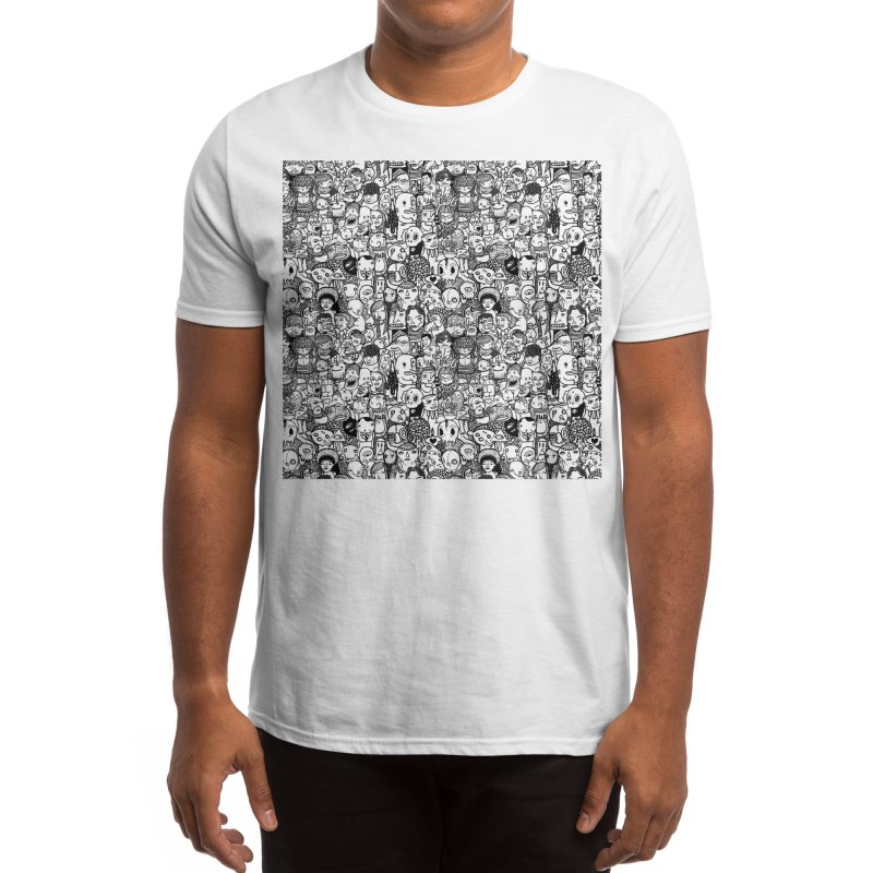Ugly Drawings Men's T-Shirt by Threadless Artist Shop