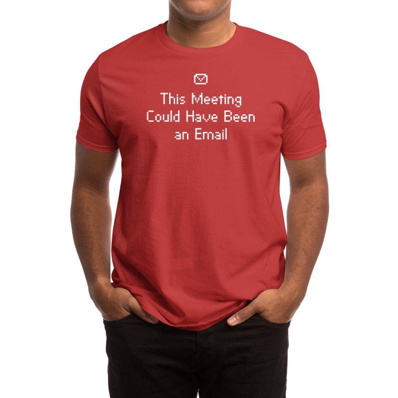 Dear Colleagues Men's T-Shirt by Threadless Artist Shop
