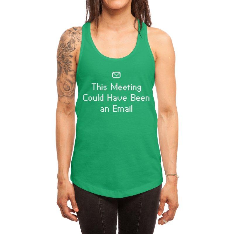Dear Colleagues Women's Tank by Threadless Artist Shop