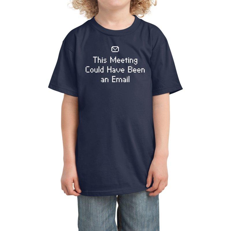 Dear Colleagues Kids T-Shirt by Threadless Artist Shop