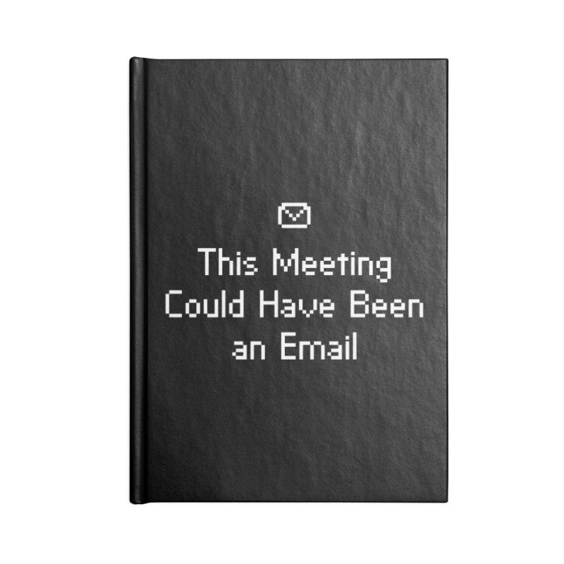 Dear Colleagues Accessories Notebook by Threadless Artist Shop
